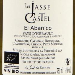 Domaine La Jasse Castel - El Abanico