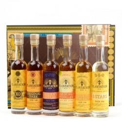 Plantation - Rum Coffret...