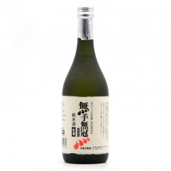 "Saké Distillerie Terada Honke ""Mutemuka"""