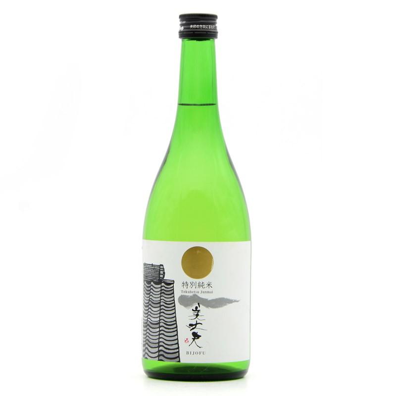 Saké Bijofu Tokubétsu Junma