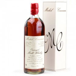 M. Couvreur - Overaged - Malt Whisky 52°