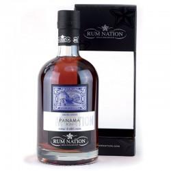Rum Nation - 18 ans d'âge Panama Solera