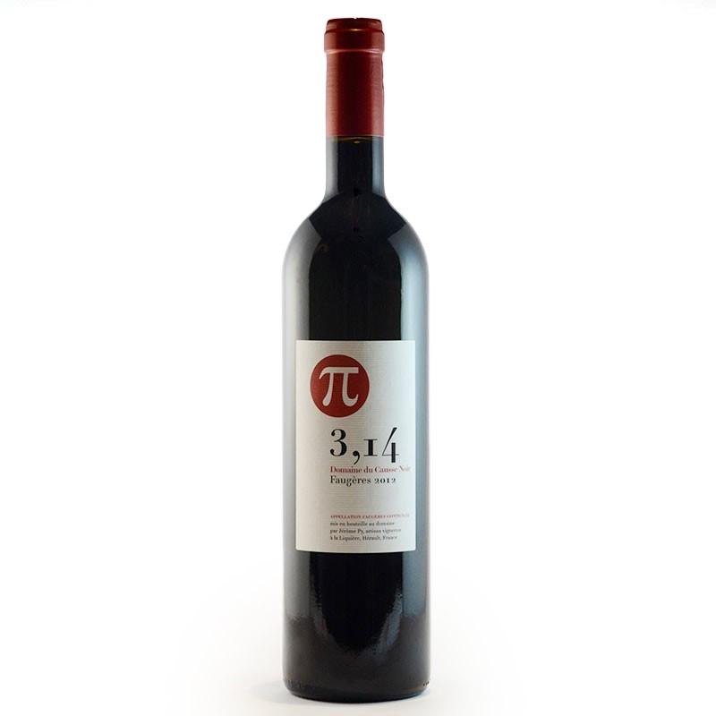 Cuvée Pi 3,14 - Domaine du Causse Noir