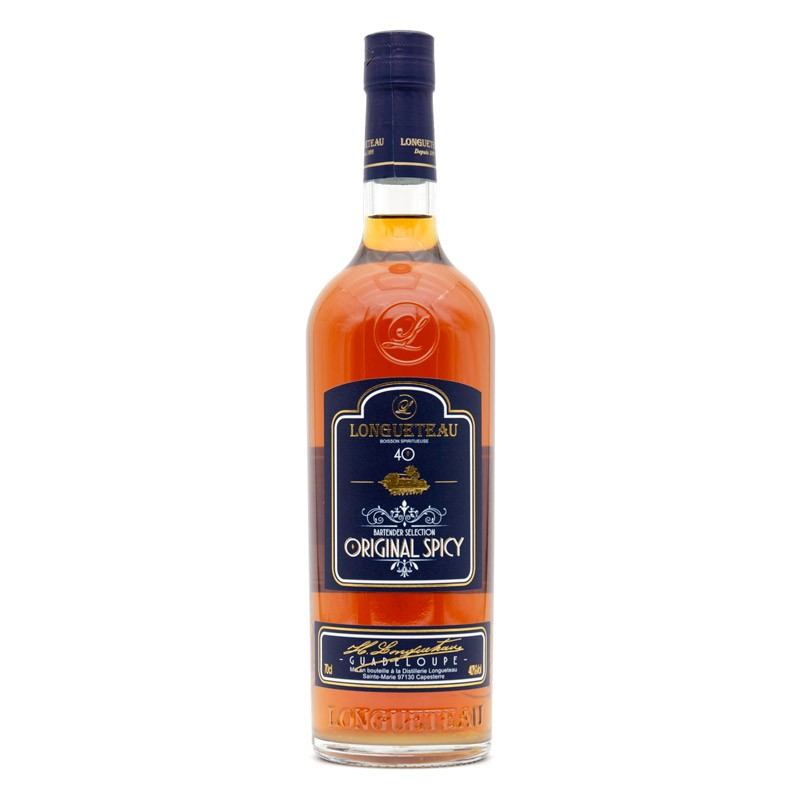 Longueteau - Rhum Original Spicy