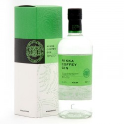 Nikka - Coffey Gin - 47%Vol...
