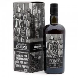 Rhum Caroni Tasting Gang