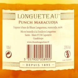 Longueteau - Punch Maracudja