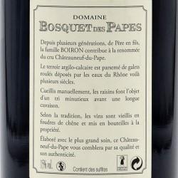 """Domaine Bosquet des Papes """"Tradition"""" 2018"""