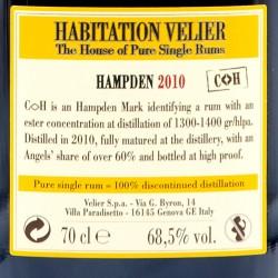 Habitation Velier - Rhum Hampden