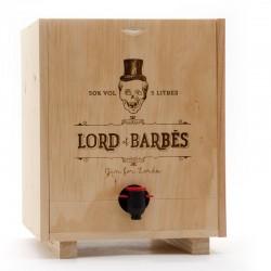 Bib 5L Gin Lord of Barbes