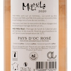Meli-Melo - Château Saint Martin des Champs - Rosé 2020