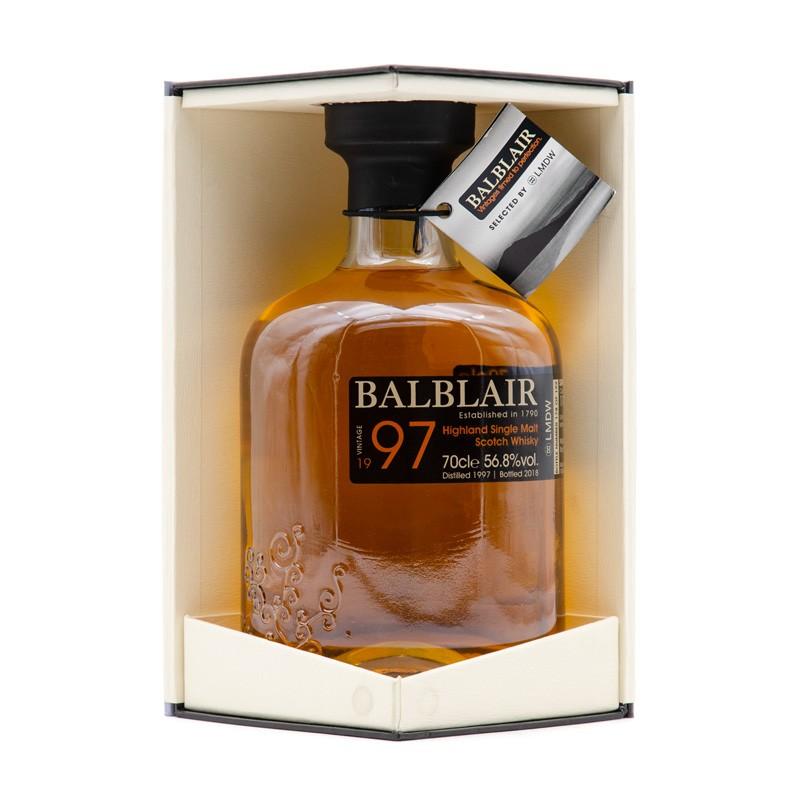 "Balbair ""Highland Single Malt"" 1997"