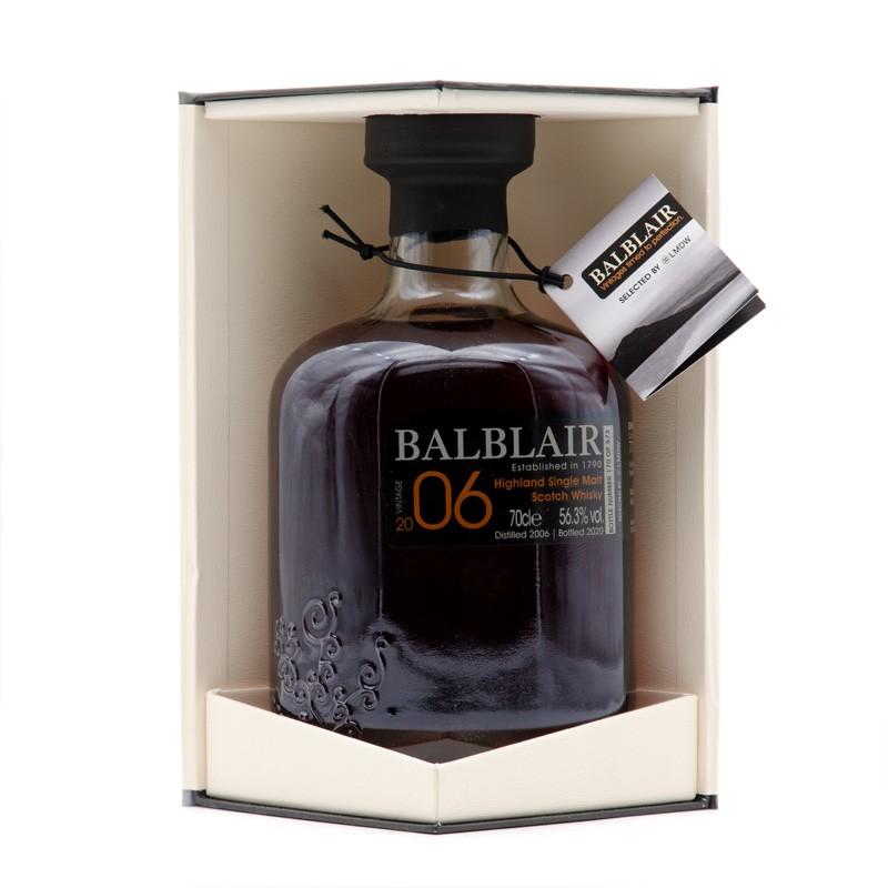 "Balbair ""Higland Single Malt"" 2006"