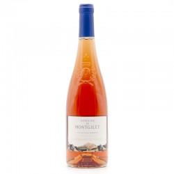 """Domaine de Montgillet """"Cabernet d'Anjou"""" 2020 vin rosé"""