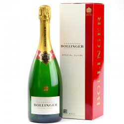 Bollinger - Spécial Cuvée - Champagne Brut Blanc