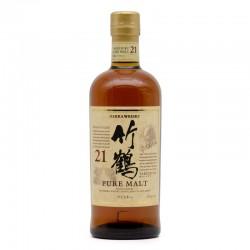 "Whisky japonais Nikka ""Taketsuru 21 ans Pure Malt"""