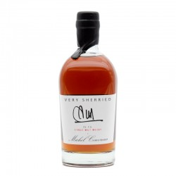 "Whisky Michel Couvreur ""Very Sherried 25 ans"""