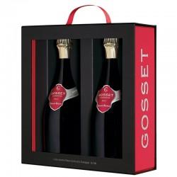 Gosset - Coffret Luxe CG 2...