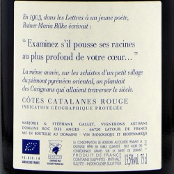"""Domaine Le Roc des Anges - Cuvée """"1903"""" - 2018 Rouge"""