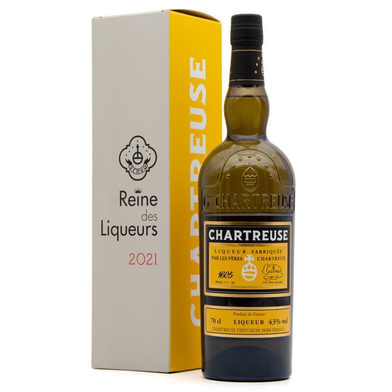Chartreuse - Reine des Liqueurs - 2021