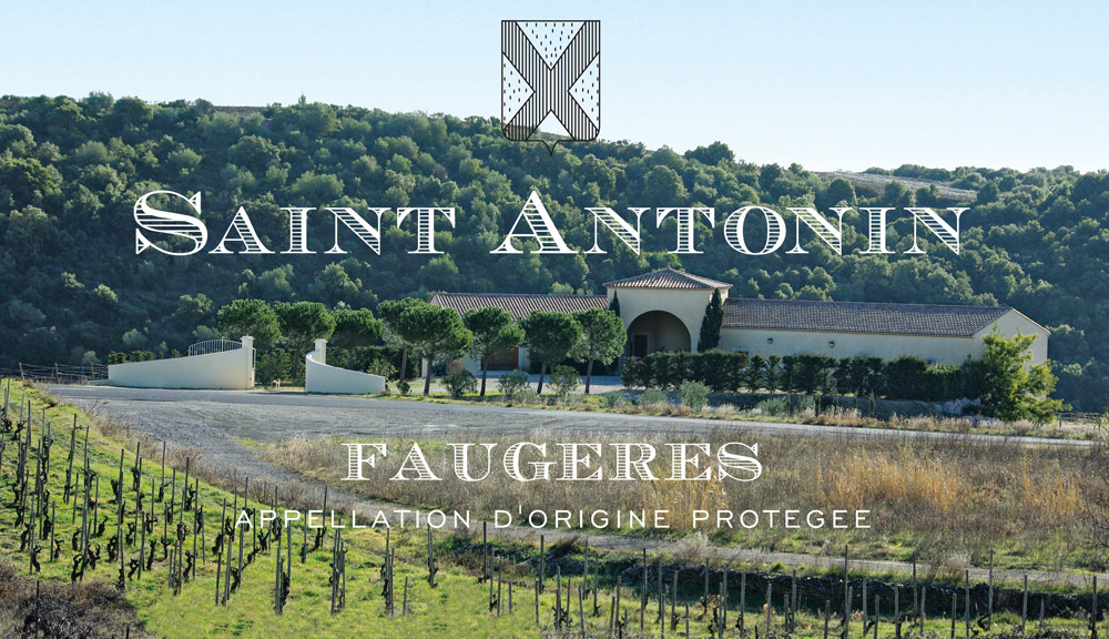 Domaine Saint Antonin, Faugères