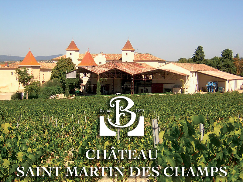 Domaine Saint Martin des Champs
