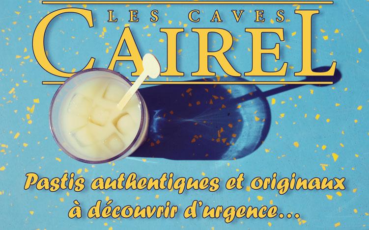 Vente de pastis en ligne chez votre cavistes à Montpellier