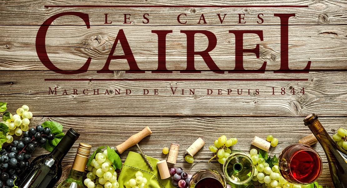 Les Caves Cairel à Montpellier